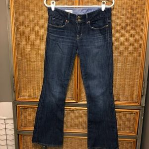 Gap 1969 perfect boot 27/4a Jeans